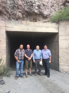 4 Board visit June 2015 - Cuevitas Portal